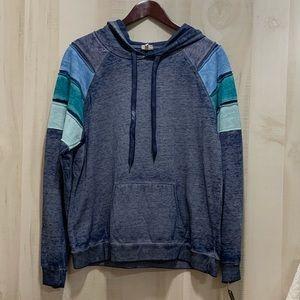 True Craft Plus.Hoodie Tri-color Sleeve Size 0X